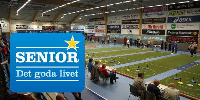 Testa Mattcurling på Seniormässan, Älvsjömässan, 14-16 oktober