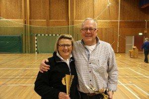 3:a Gunilla Persson o Kent Persson Pro Kaprifolen